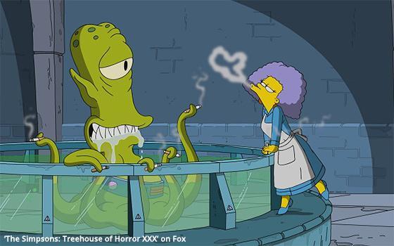 Numbers Game: 'Simpsons' Halloween Episode Is No. 666