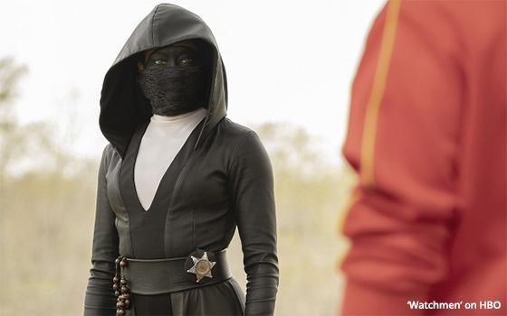 Get Set For 'Watchmen': Vigilante Armies At War On HBO
