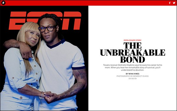 ESPN Reimagines Cover Stories After Shuttering Magazine