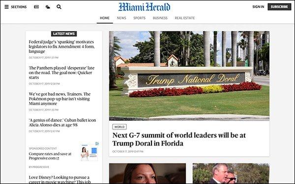 'Miami Herald' Launches Investigative Journalism Fund