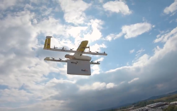 Google Starts Drone Deliveries Directly To Homes