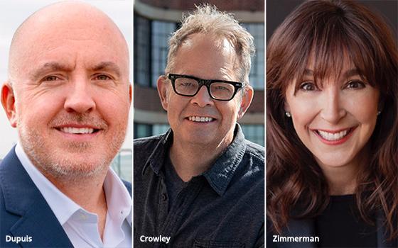 DAN's Mcgarrybowen Creates Global Leadership Structure