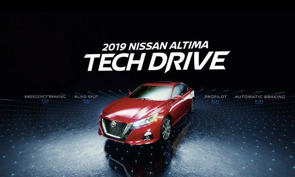 Nissan Puts Drivers In The Virtual Reality Seat