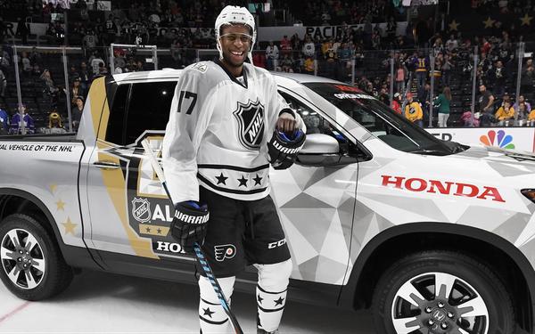 Honda, NHL Renew Partnership