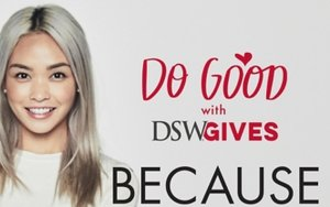 All Giving, No Selling: DSW Goes For Do-Gooder Holiday