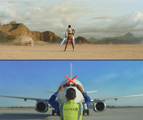 United Reenters The TV Galaxy With New National Ad Campaign 11/27/2019