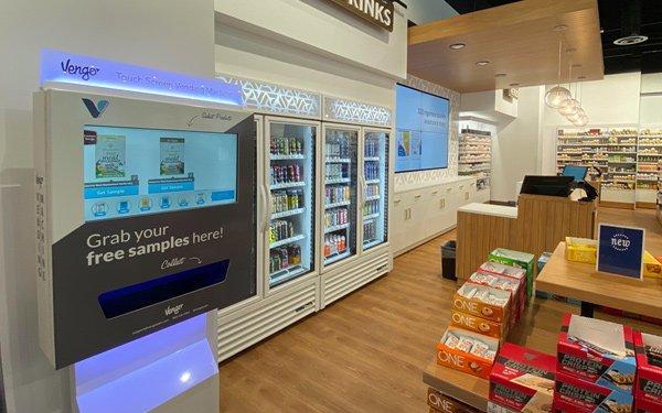 Vitamin Shoppe Adds Data-Driven, In-Store Sampling