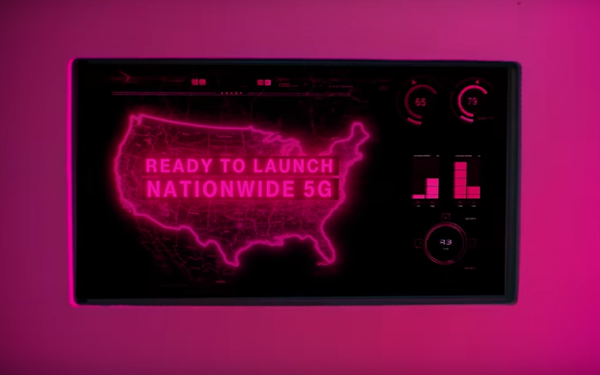 T-Mobile Can (Kinda) Brag It's First 'Nationwide' 5G Wireless Provider