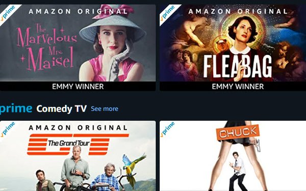 TiVo Adds Amazon Prime Video App To Pay-TV Devices
