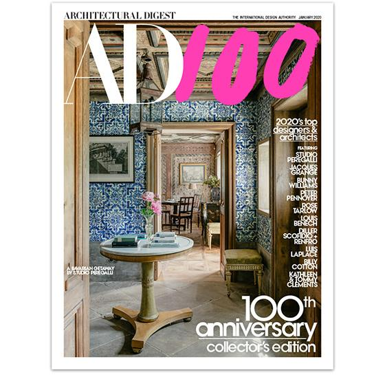 Architectural Digest Celebrates 100th Anniversary With Dedicated Issue Digital Platform 12 05 2019