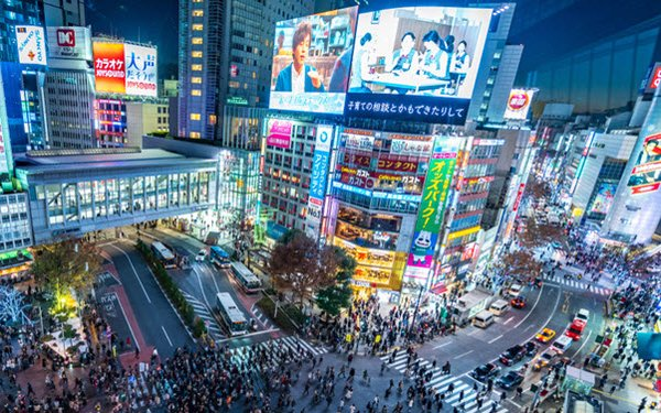 Programmatic DOOH Takes Hold In Japan As Olympics Approach