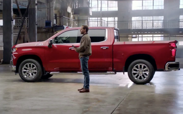 Toyota Spends Most On TV In November, Chevy Most-Seen Ad