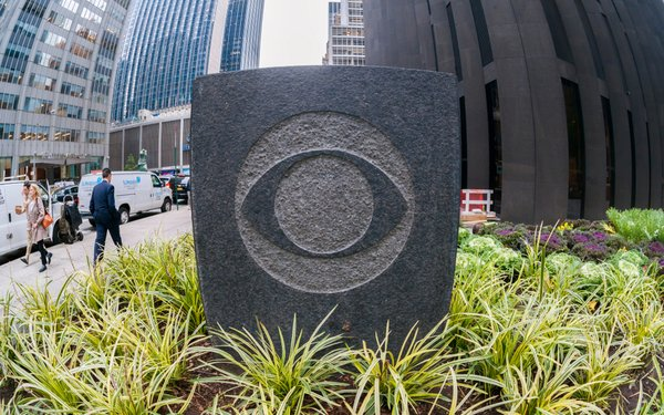 Bad Day At Black Rock: CBS Landmark Is For Sale