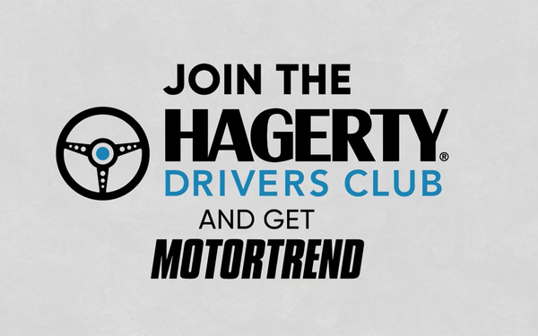 Hagerty Partners With Motortrend 12 11 2019