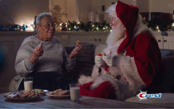 Crest Tugs At Heartstrings With Holiday Creative