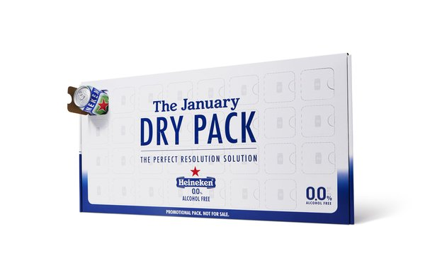 For Dry January Heineken Alcohol Free 0 0 Offers Dry Pack Of 31 Cans 12 16 2019