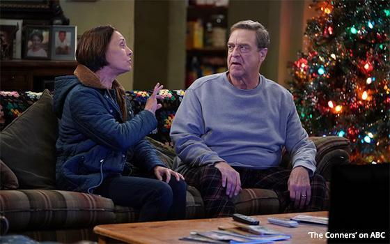 In Season Two, Roseanne Barr Haunts 'The Conners'
