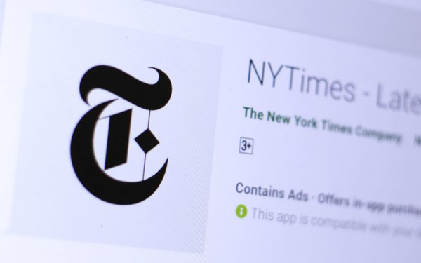 New York Times Increases Digital Subscription Price For First Time 02 06 2020