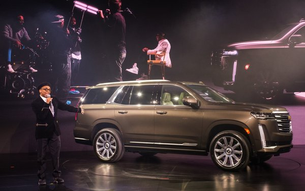 Cadillac Uses Oscars For Brand Effort, Spike Lee Unveils Escalade Review