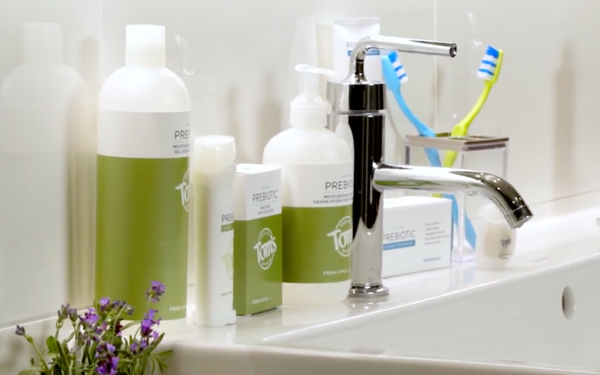 Tom's Pioneers Prebiotic Personal-Care Products