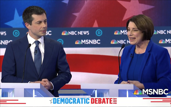 MSNBC/NBC Las Vegas Debate Scores Highest Democratic Presidential Debate Ratings