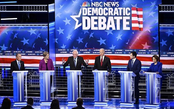 Wednesday Dem Debate On NBC Was A Mud-Slinging Slugfest