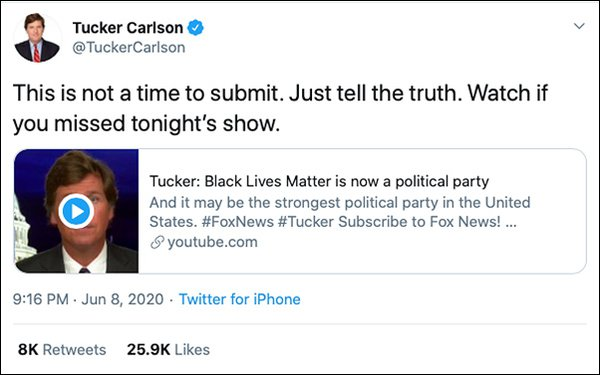 Disney pulls advertising from Fox News host Tucker Carlson's program