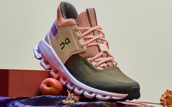 Athletic Shoe Company On Enters New