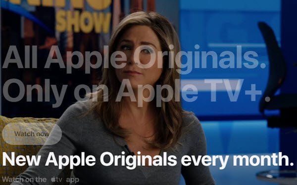 New Apple Services Bundles To Include Apple TV+, CBS All Access, Showtime Combo