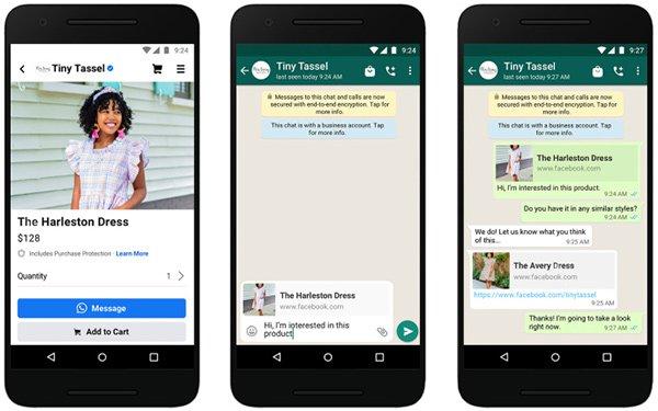 Facebook Debuts Facebook Shop Ups Ecommerce 08 26 2020
