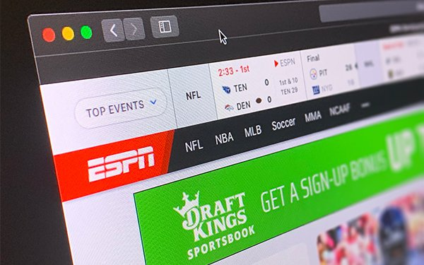 Espn Cuts Sports Betting Deals With Draftkings And Caesars Entertainment 09 15 2020