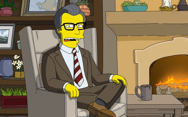 tcm host gets tv s highest honor as simpsons guest voice 10 13 2020 tcm host gets tv s highest honor as