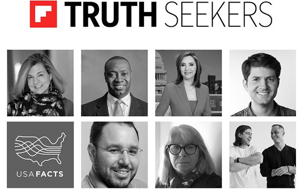 Flipboard Launches 'Truth Seekers' Series, New Analytics Tools