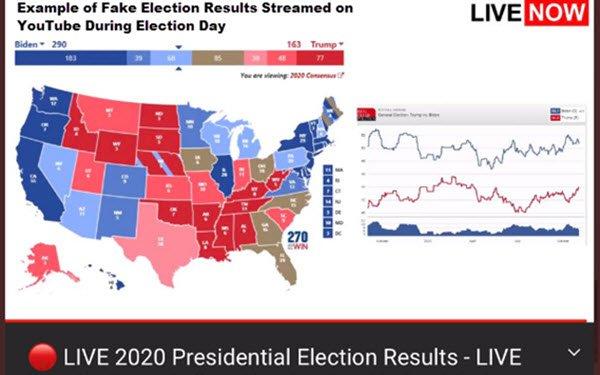 Usa president election 2020 live
