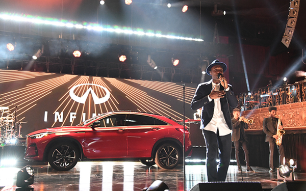 Infiniti Unveils QX55 With Help From Singer Aloe Blacc 11 ...