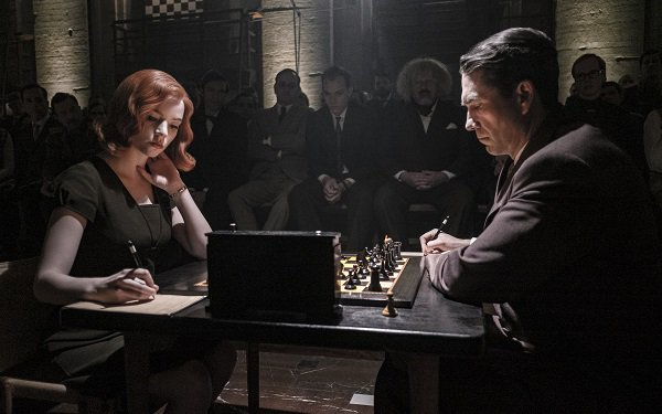 Only In America: TV Series Spurs National Mania For Chess
