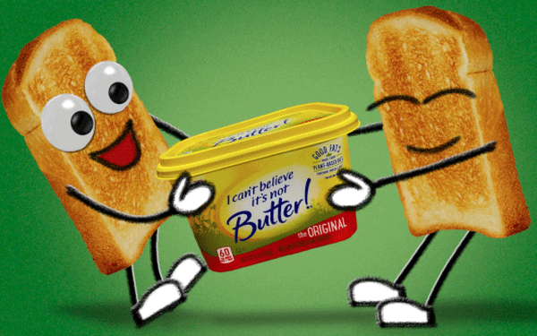 I Can't Believe It's Not Butter! Spreads GIPHY Mirth