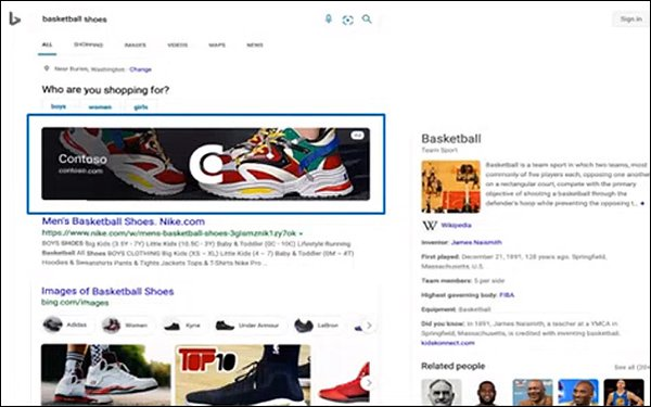 Microsoft Advertising Quietly Introduces Multimedia Ad Unit In Search