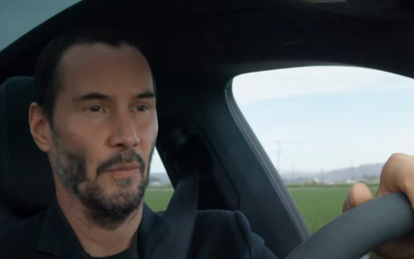 Porsche Enlists Keanu Reeves For Longform Video