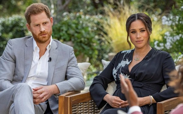 Once A Red-Hot Topic, Meghan And Harry Fade From View