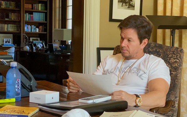 'Wahl Street' Journal: How Busy Mark Wahlberg Does It
