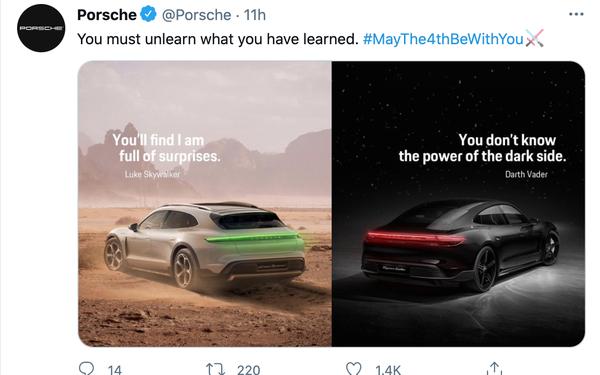 Porsche, Google Among Brands Embracing