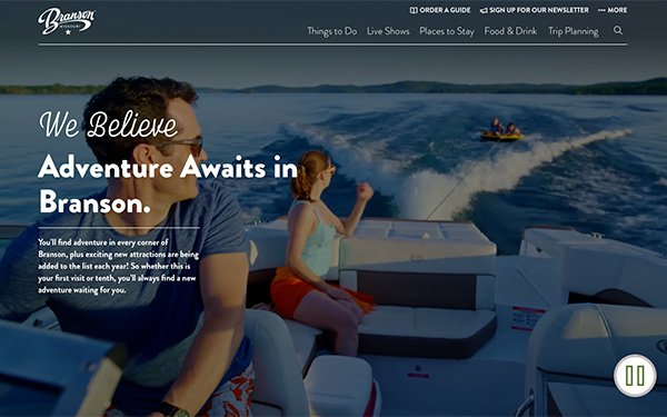 Proof Wins Explore Branson Tourism Account 06/04/2021