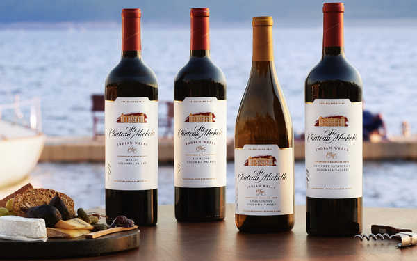 Chateau Ste. Michelle Winery, Sold By Altria, Launches Largest Campaign Ever