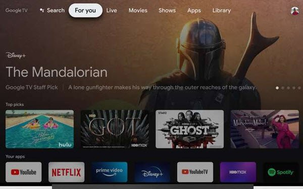 Google TV To Integrate FAST Channels: Report