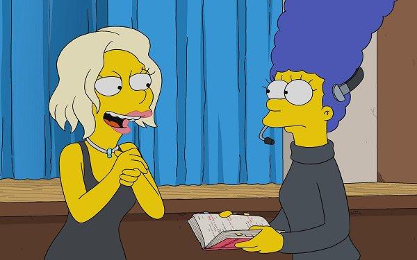 Flashback To Y2K Enlivens Start of 'Simpsons' Season No. 33