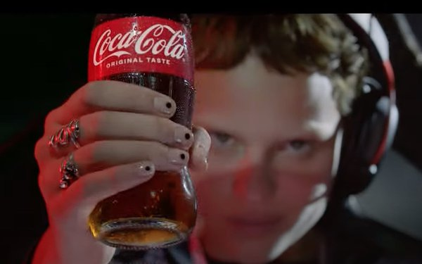 Coke's Attempt To Engage With Gamers Flames Out On YouTube