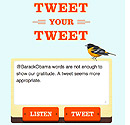tweet your tweet