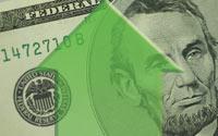 Arrow-up-on-money