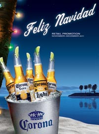 Corona brings back longtime holiday spot 11172011 corona aloadofball Choice Image
